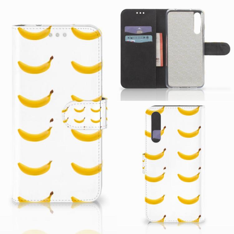 Huawei P20 Pro Book Cover Banana