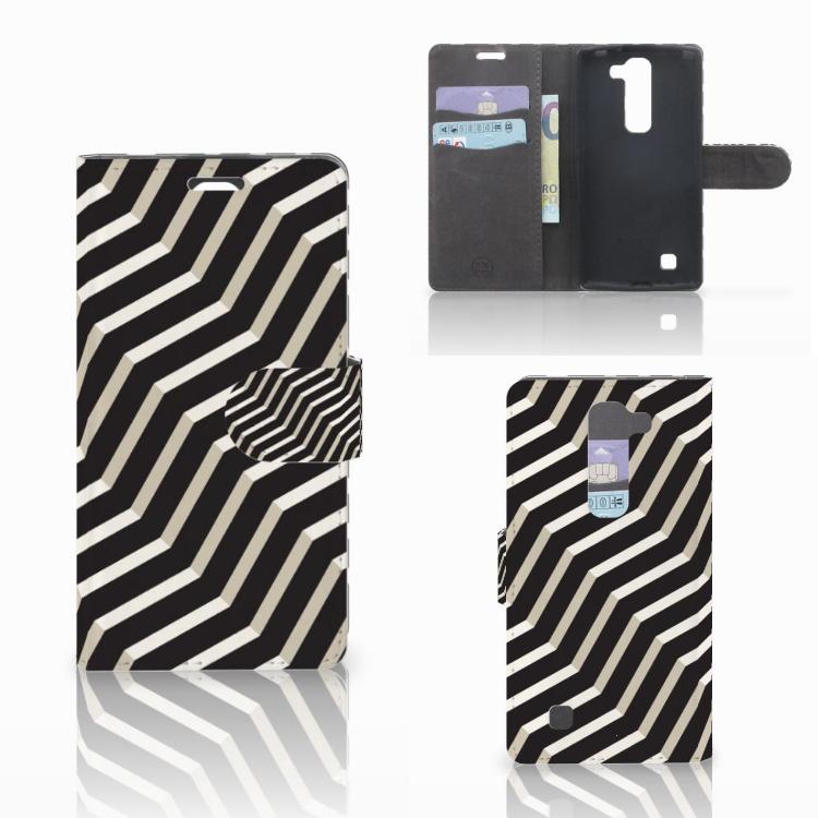 LG Magna | G4C Bookcase Illusion