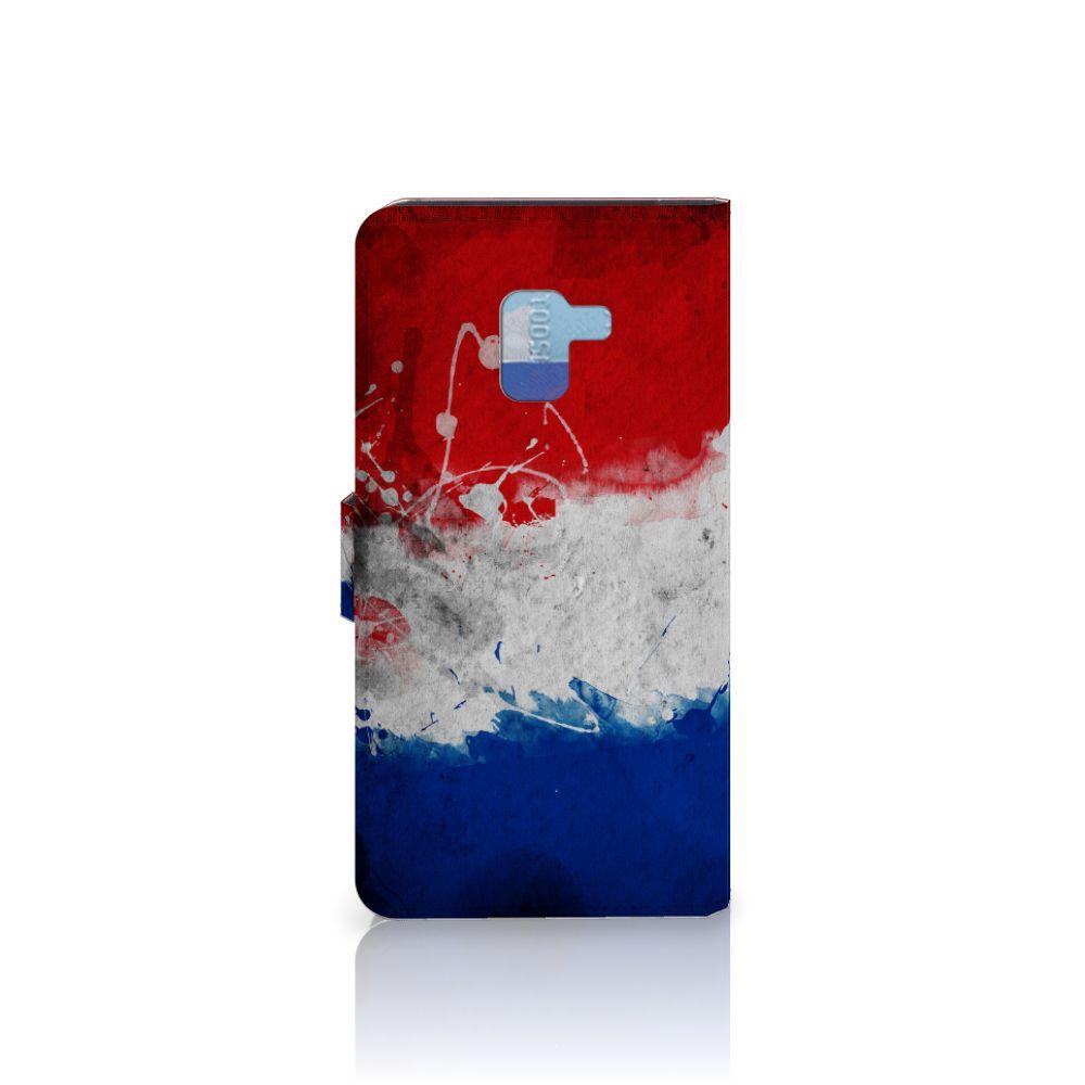 Samsung Galaxy A8 Plus (2018) Bookstyle Case Nederland