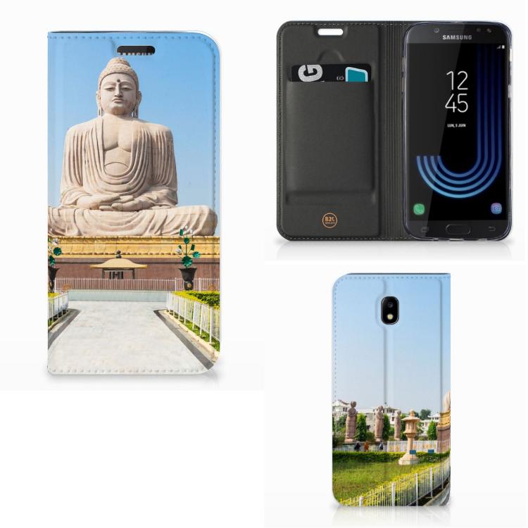 Samsung Galaxy J5 2017 Book Cover Boeddha