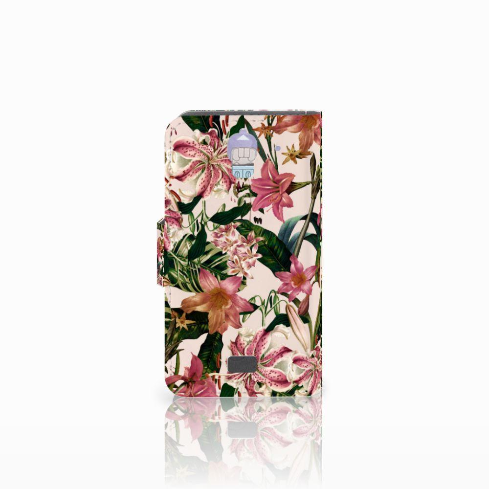 Huawei Y360 Hoesje Flowers