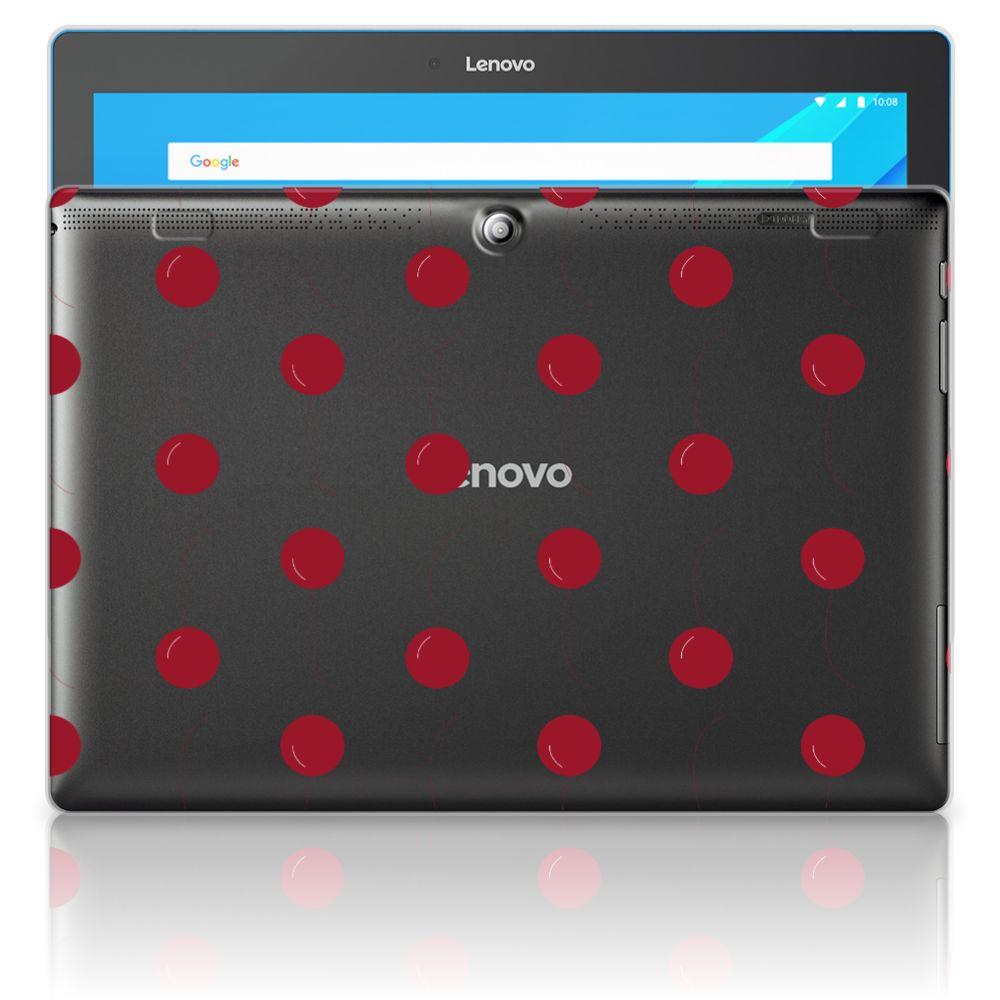 Lenovo Tab 10   Tab 2 A10-30 Tablet Cover Cherries