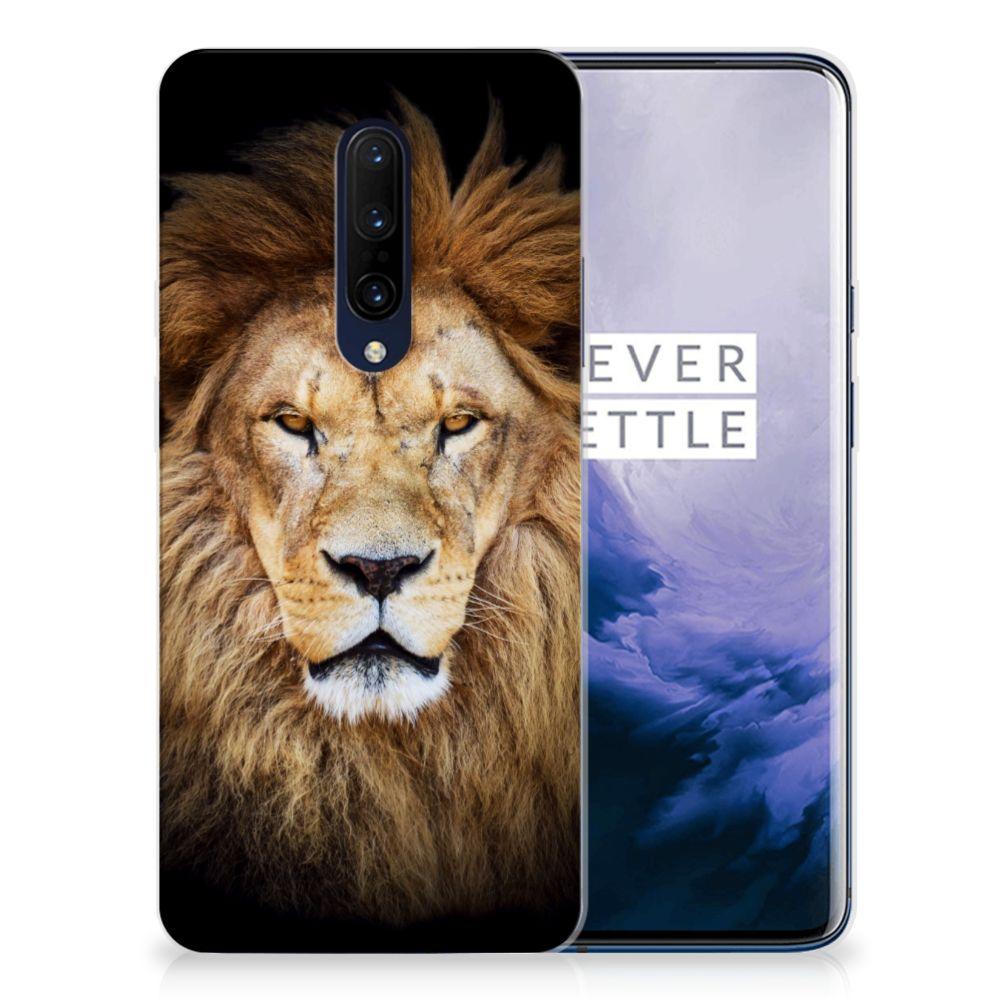 OnePlus 7 Pro TPU Hoesje Leeuw