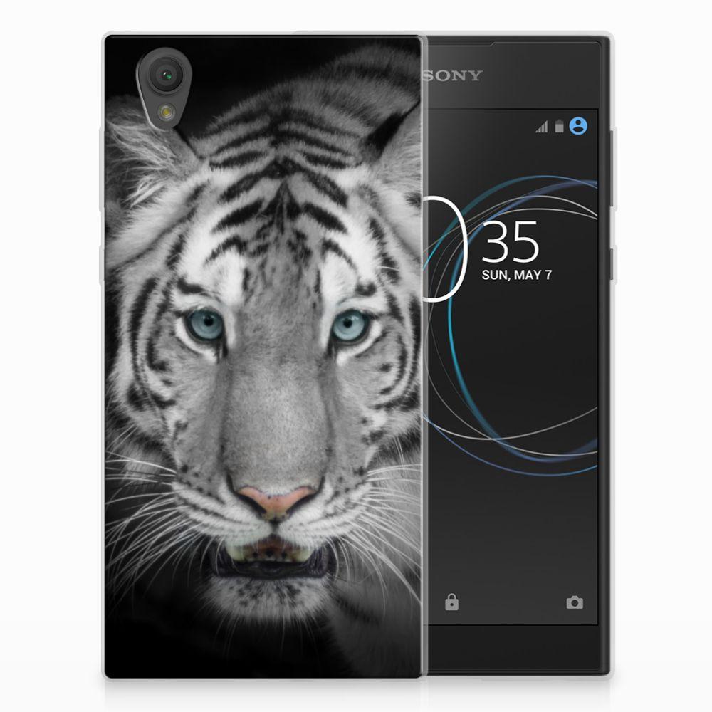 Sony Xperia L1 Uniek TPU Hoesje Tijger