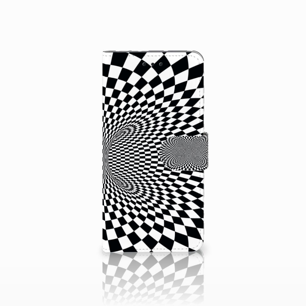 Motorola Moto G6 Bookcase Illusie