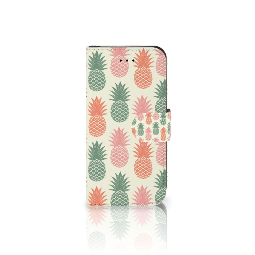 Apple iPhone 7 | 8 Boekhoesje Design Ananas