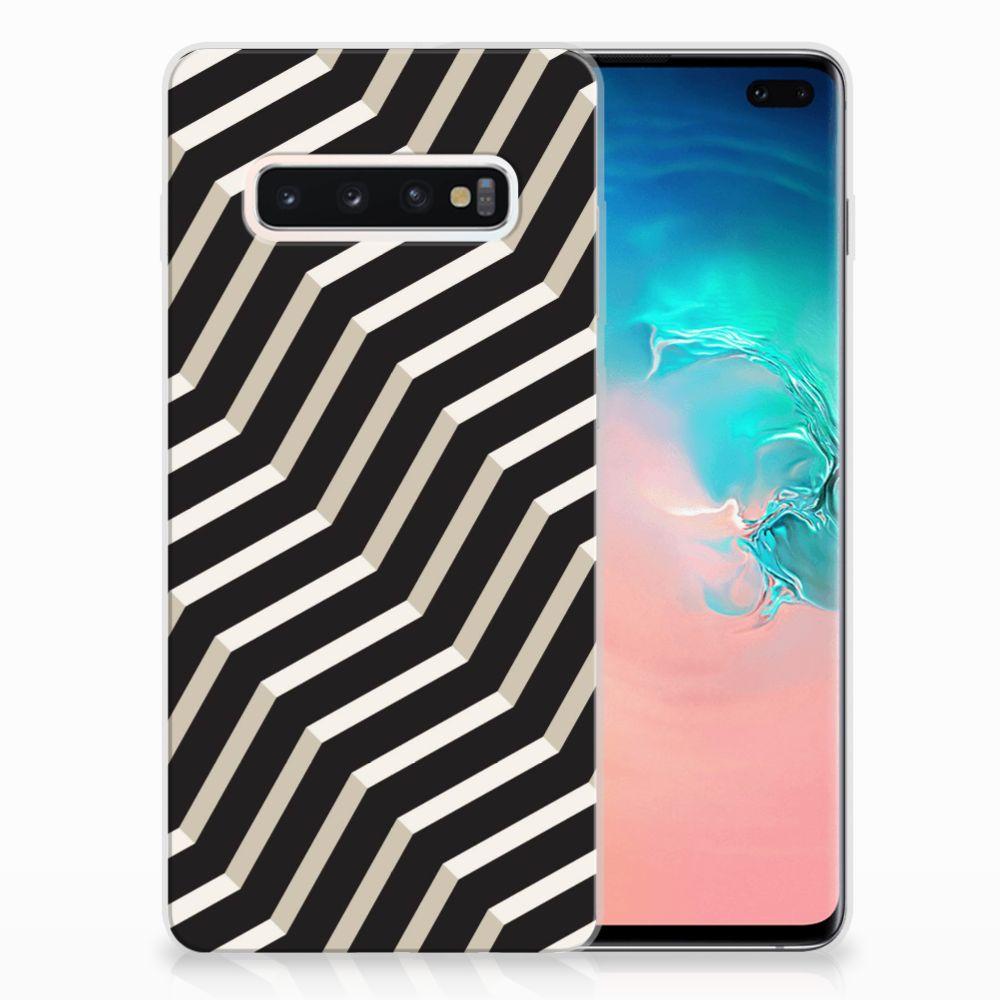 Samsung Galaxy S10 Plus TPU Hoesje Illusion