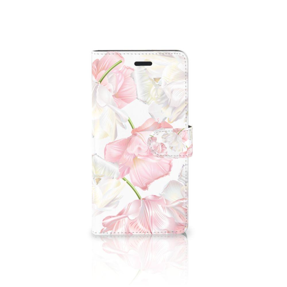 Samsung Galaxy A7 2017 Boekhoesje Design Lovely Flowers