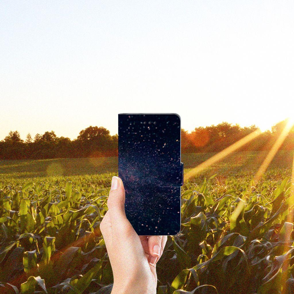 Huawei Y3 2017 Boekhoesje Design Stars