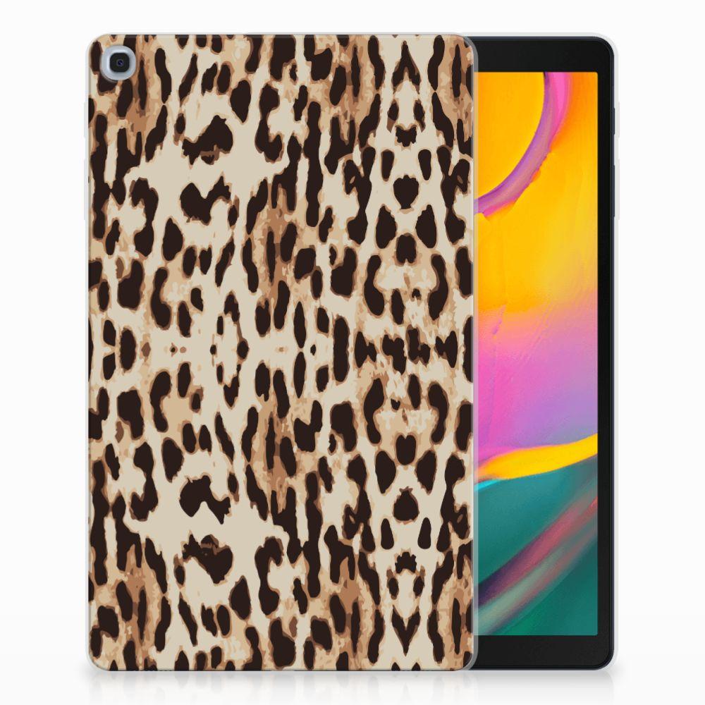 Samsung Galaxy Tab A 10.1 (2019) Back Case Leopard