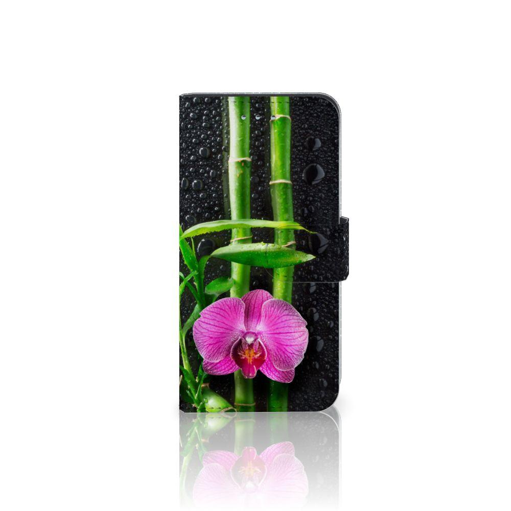 Samsung Galaxy S6 | S6 Duos Boekhoesje Design Orchidee