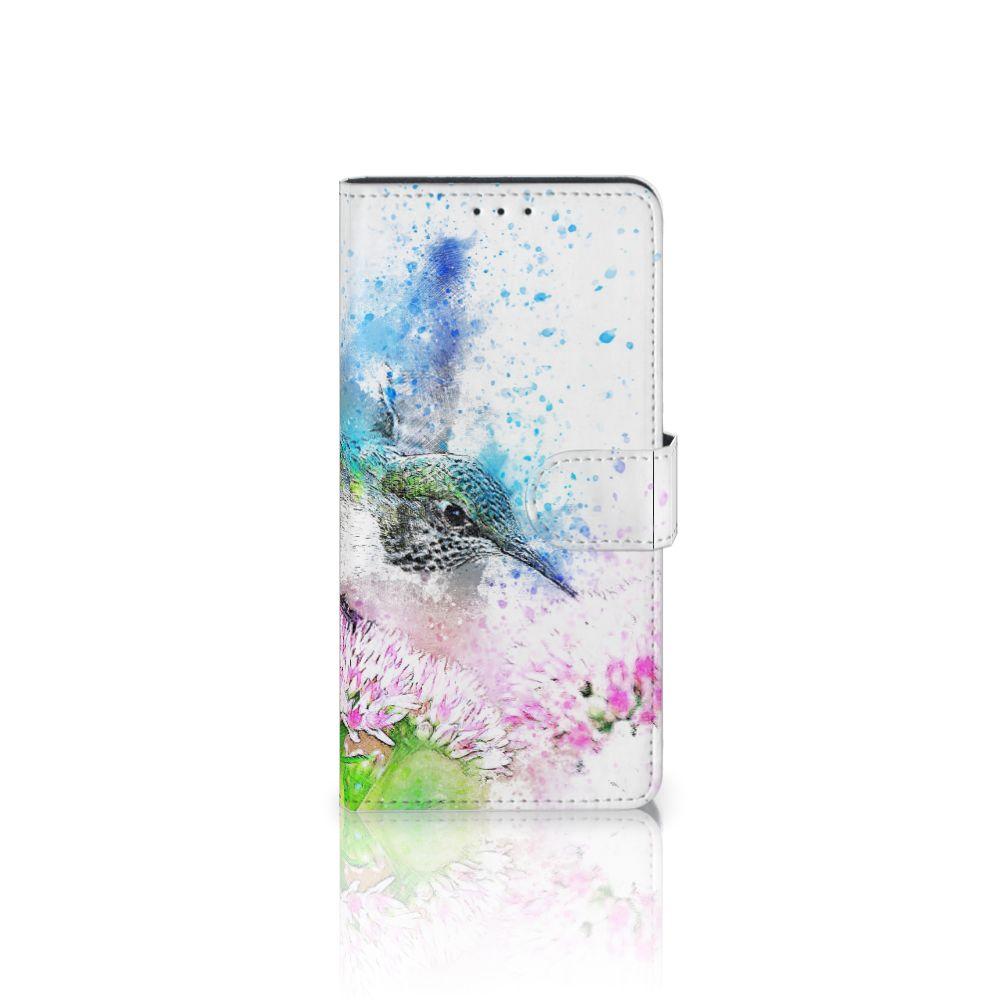 Motorola Moto Z Play Boekhoesje Design Vogel
