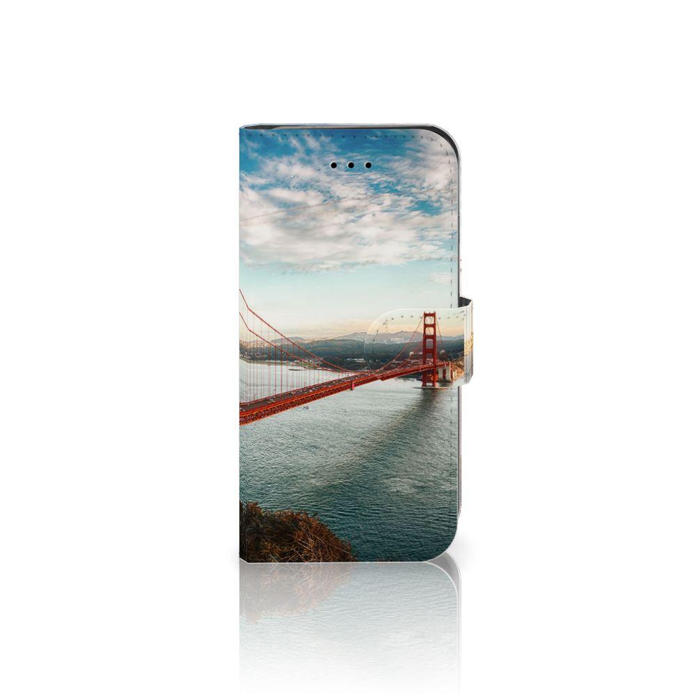 Apple iPhone 7 | 8 Boekhoesje Design Golden Gate Bridge