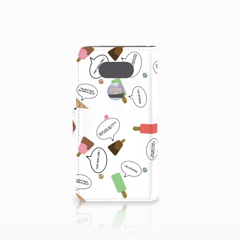 LG G5 Book Cover IJsjes