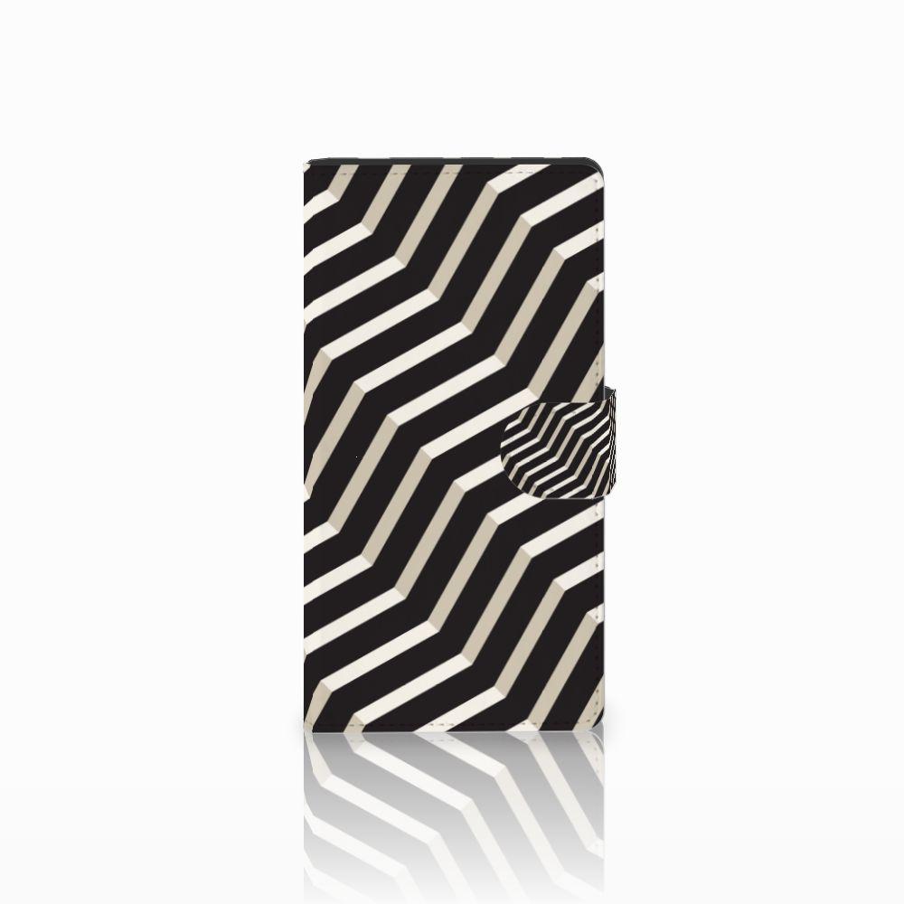 Sony Xperia C4 Bookcase Illusion