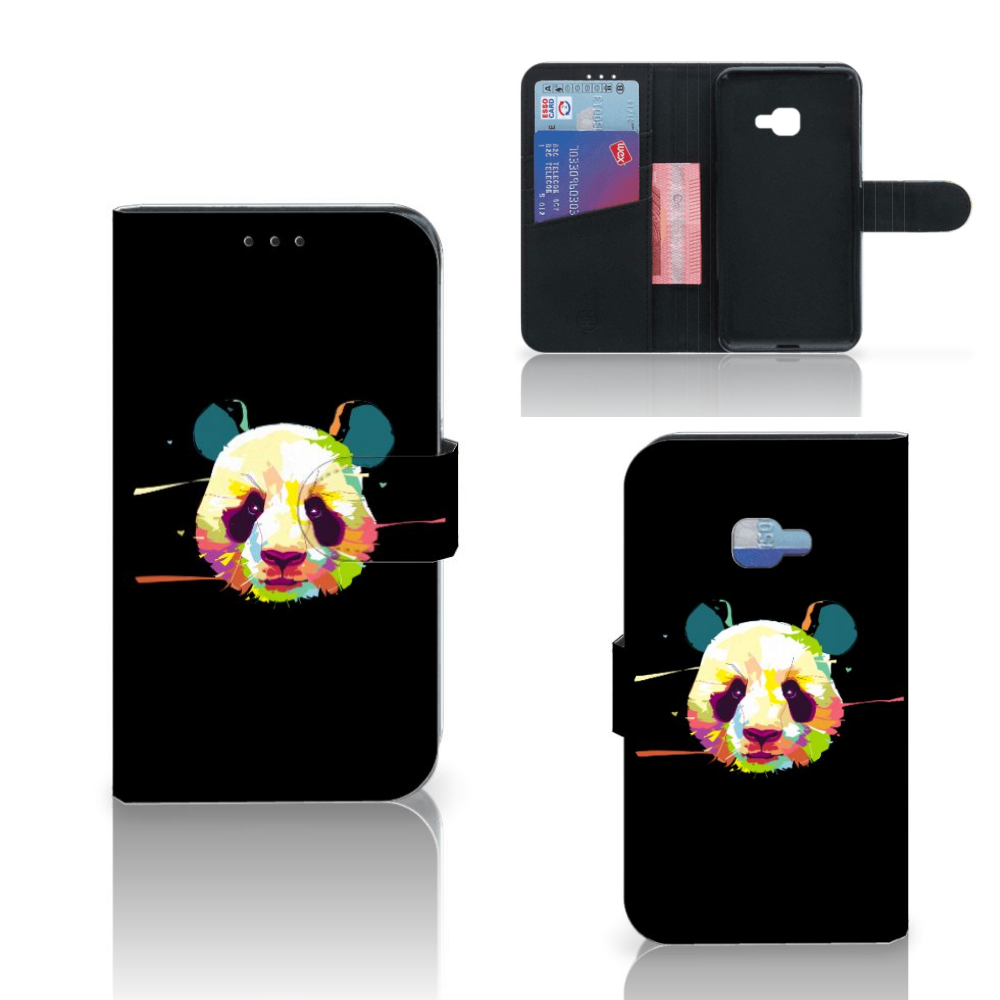 Samsung Galaxy Xcover 4 | Xcover 4s Leuk Hoesje Panda Color