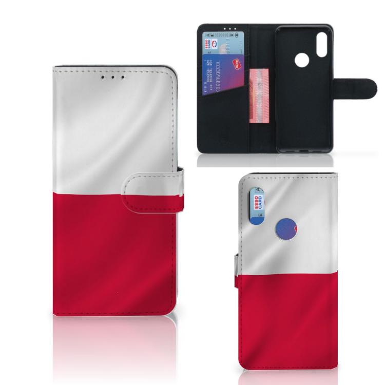 Xiaomi Redmi 7 Bookstyle Case Polen