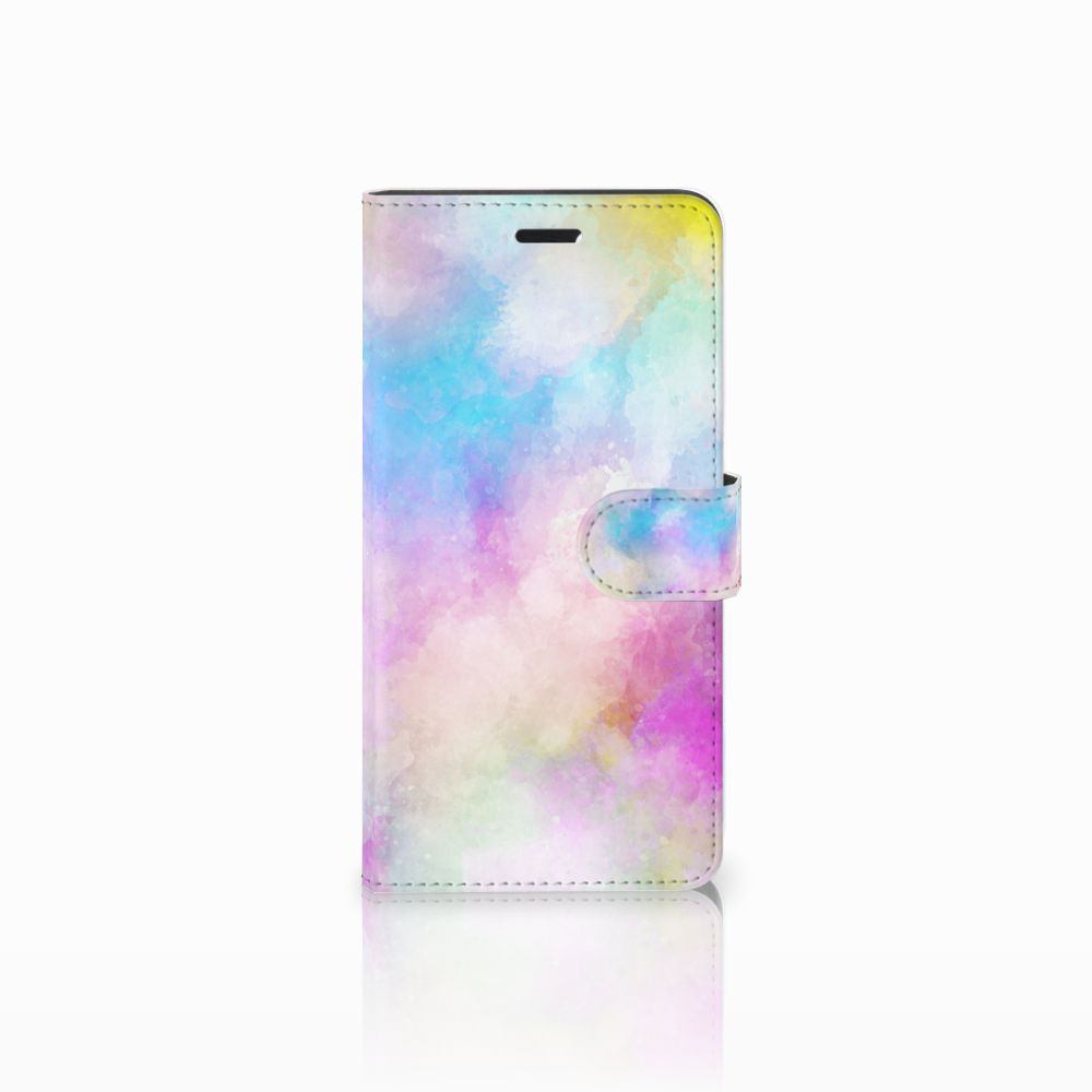 Hoesje Wiko Pulp Fab 4G Watercolor Light