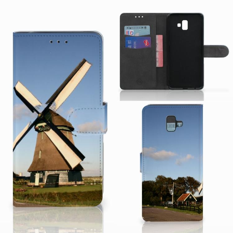 Samsung Galaxy J6 Plus (2018) Flip Cover Molen