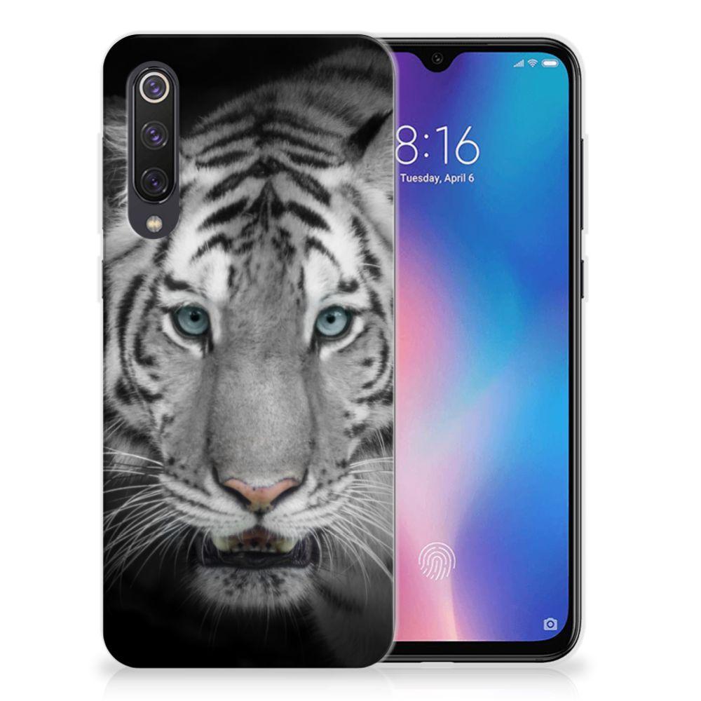 Xiaomi Mi 9 SE TPU Hoesje Tijger