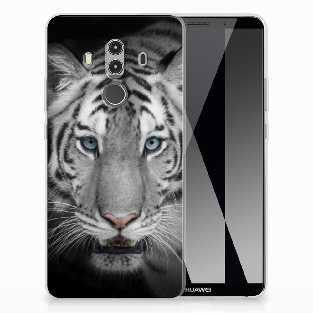 Huawei Mate 10 Pro TPU Hoesje Tijger
