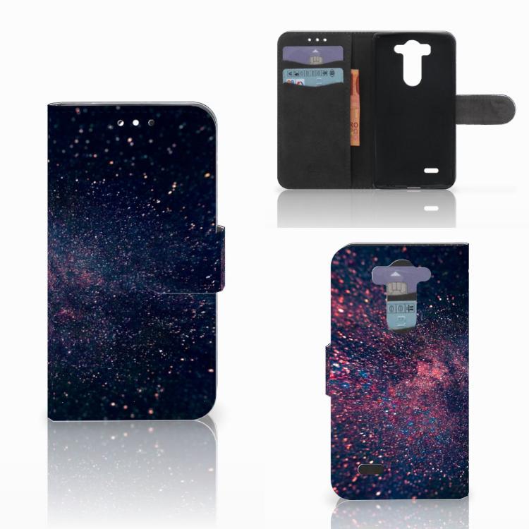 LG G3 S Bookcase Stars