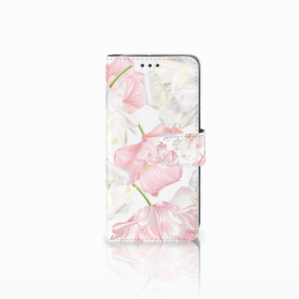HTC U11 Life Boekhoesje Design Lovely Flowers