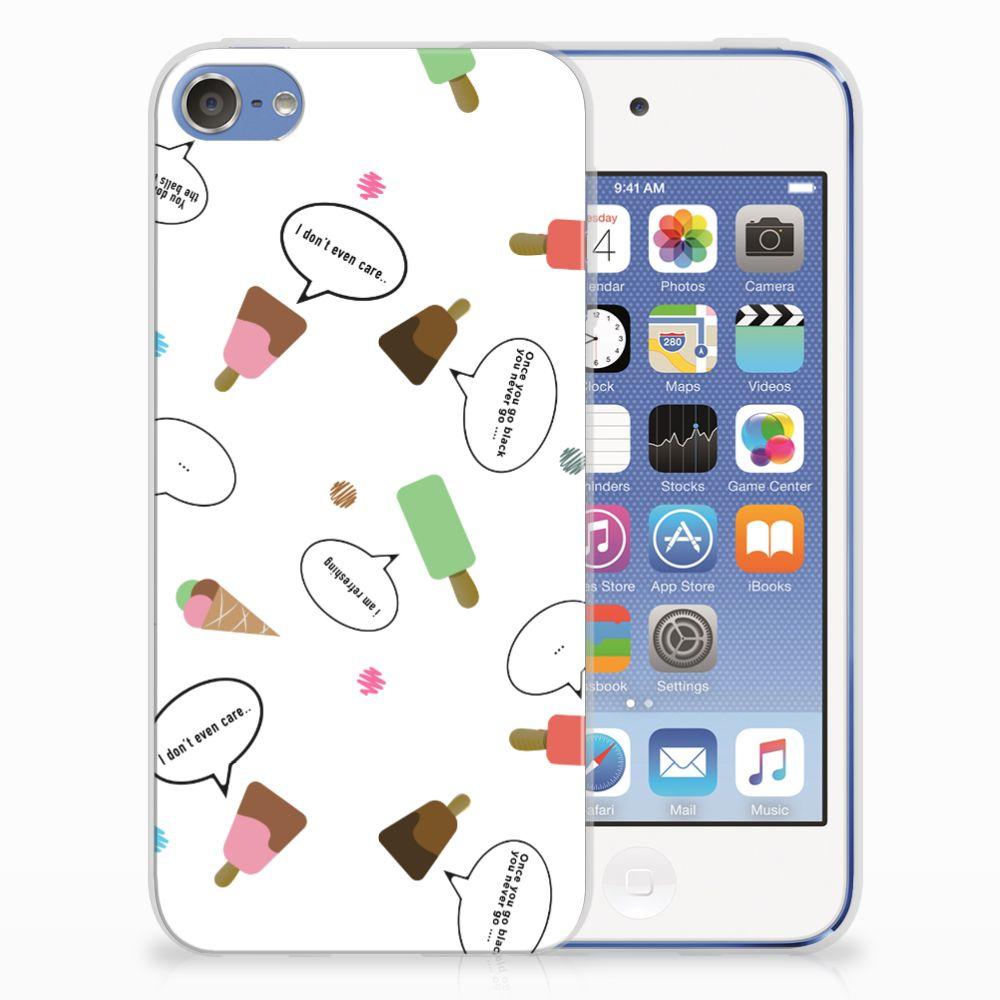 Apple iPod Touch 5 | 6 TPU Hoesje Design IJsjes