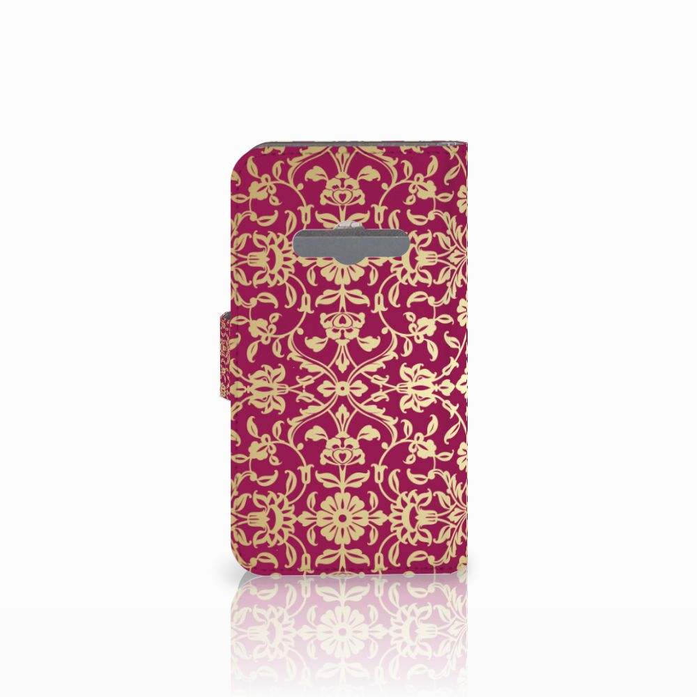 Wallet Case Samsung Galaxy Xcover 3   Xcover 3 VE Barok Pink