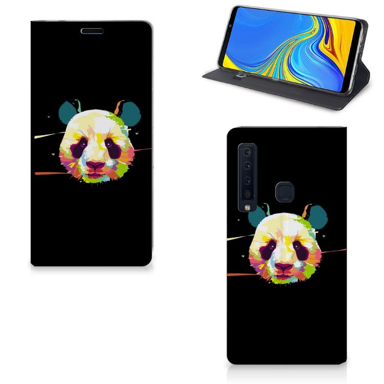 Samsung Galaxy A9 (2018) Magnet Case Panda Color