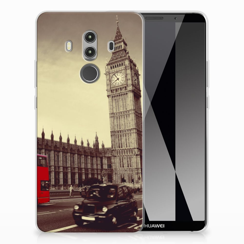 Huawei Mate 10 Pro Siliconen Back Cover Londen
