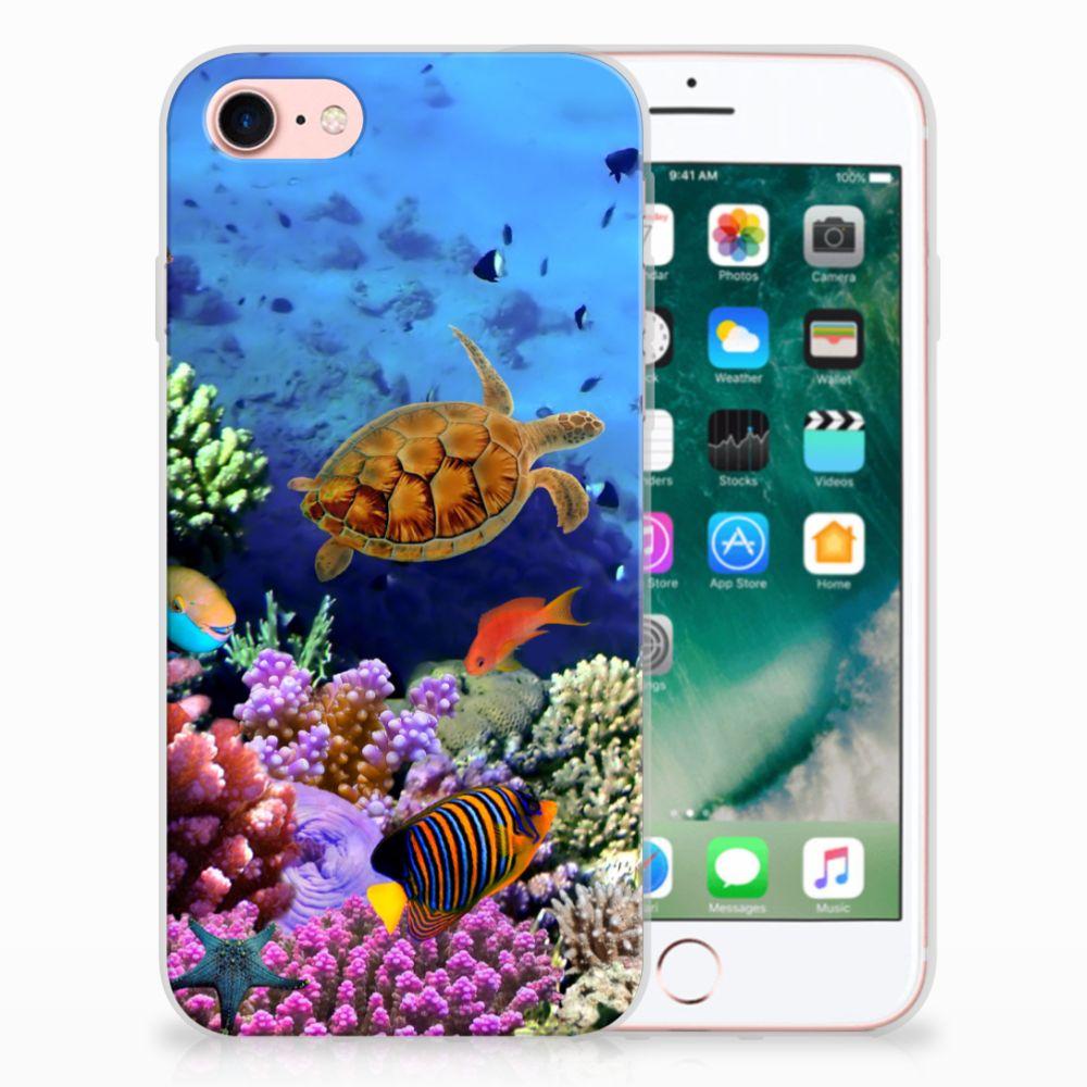 Apple iPhone 7 | 8 TPU Hoesje Design Vissen