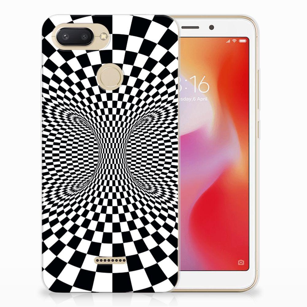 Xiaomi Redmi 6 TPU Hoesje Illusie