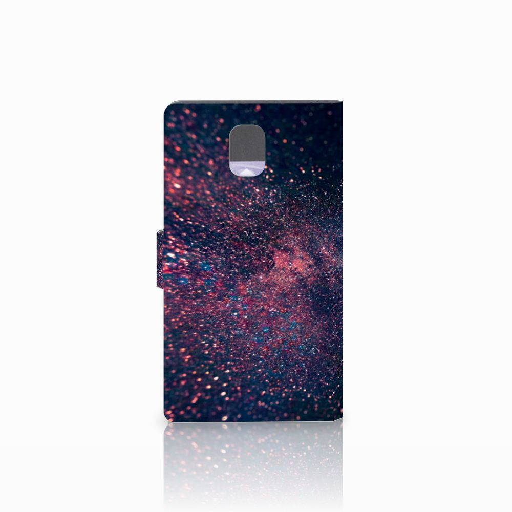 Samsung Galaxy Note 3 Bookcase Stars