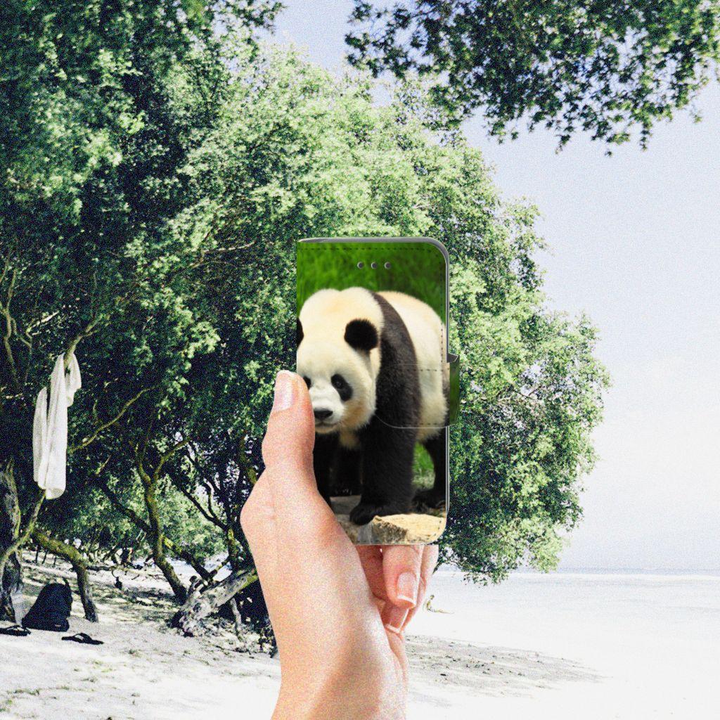 Apple iPod Touch 5 | 6 | iPod (2019) Telefoonhoesje met Pasjes Panda