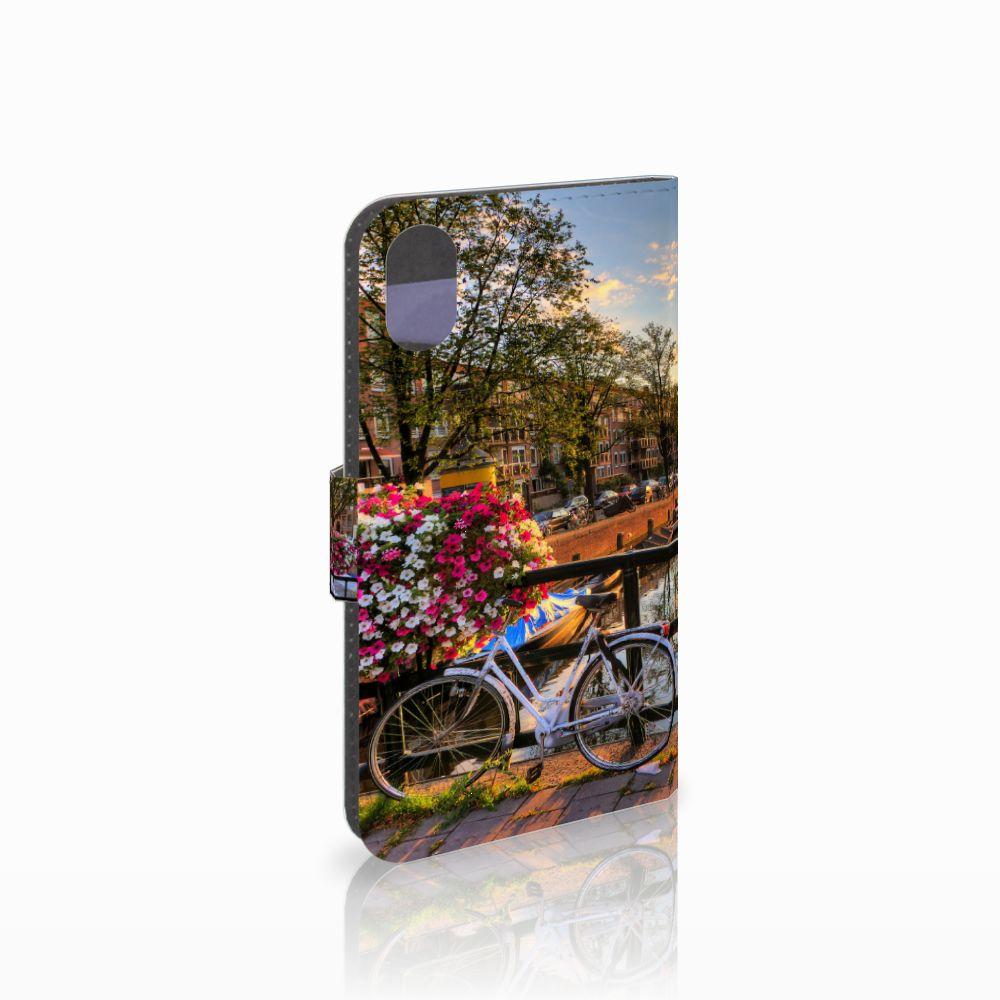 Apple iPhone X | Xs Boekhoesje Amsterdamse Grachten