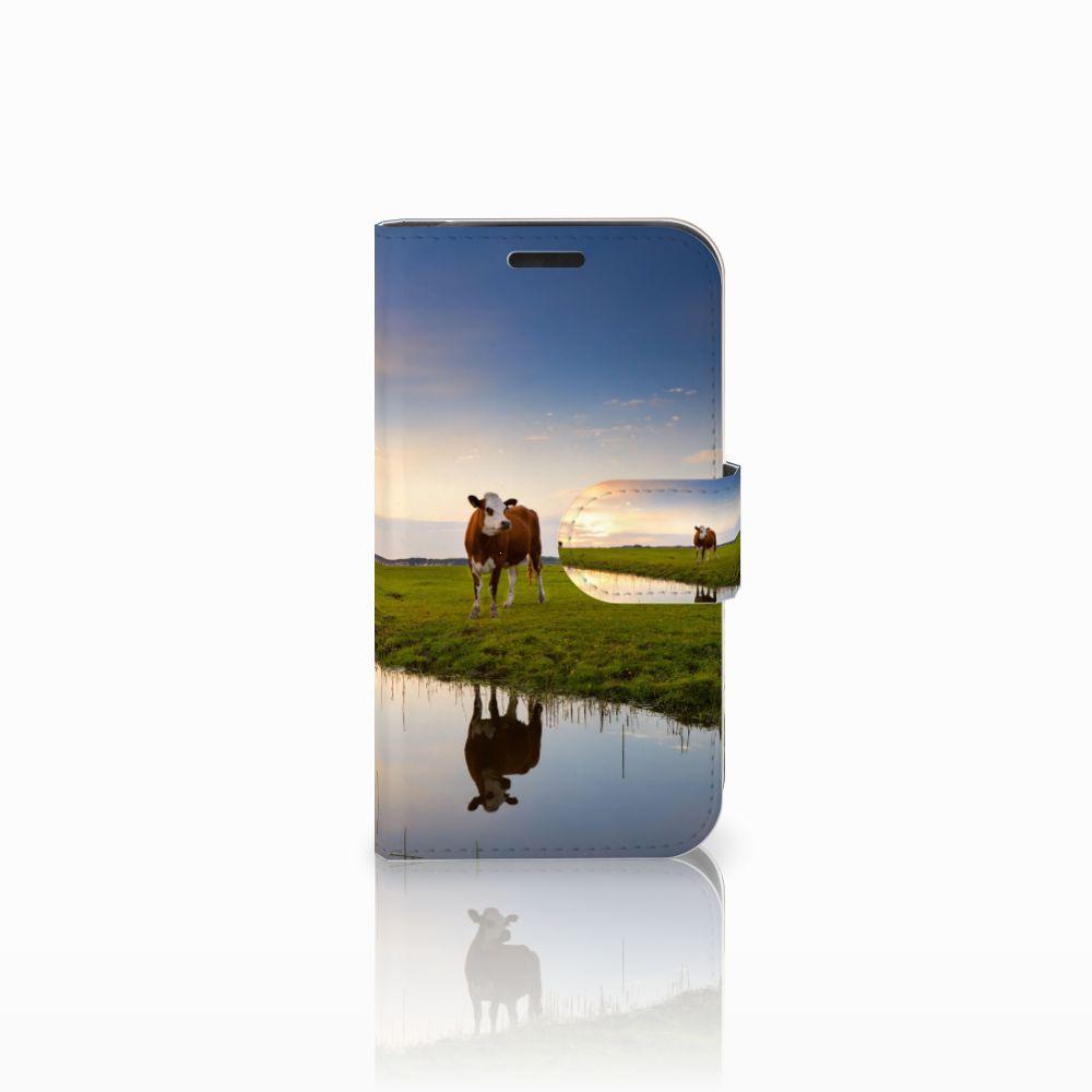 LG K4 Boekhoesje Design Koe