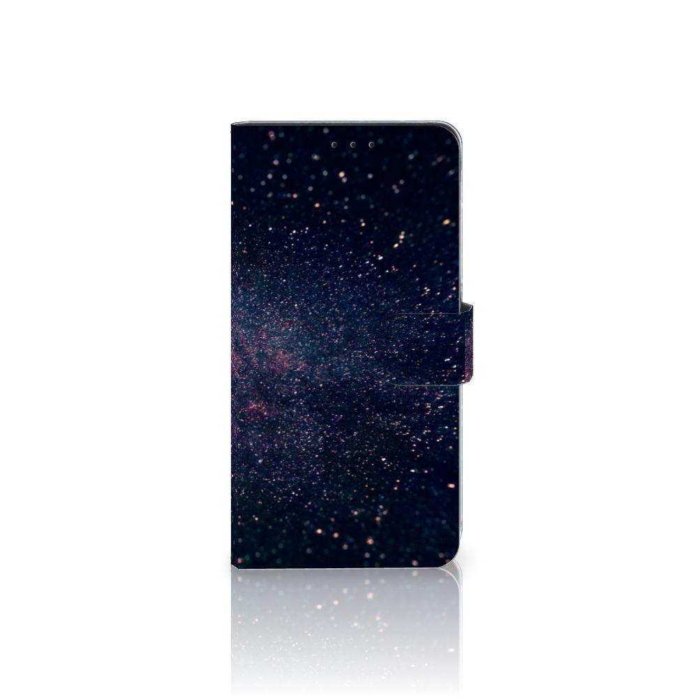 Samsung Galaxy A8 Plus (2018) Boekhoesje Design Stars