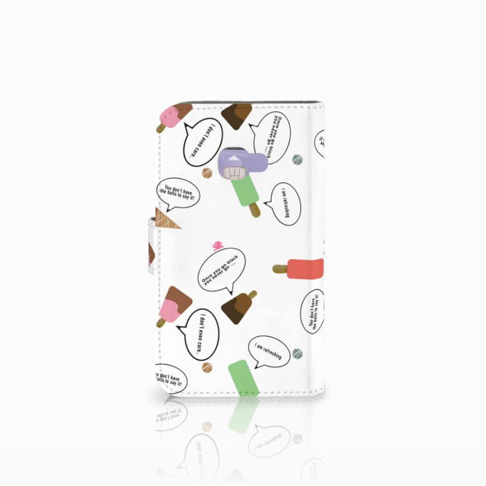 Samsung Galaxy Xcover 4 | Xcover 4s Book Cover IJsjes