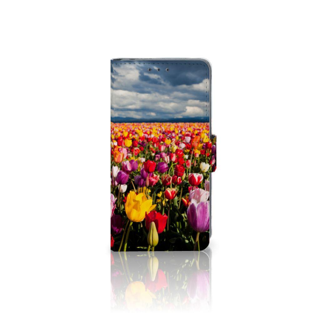 Sony Xperia Z2 Uniek Boekhoesje Tulpen