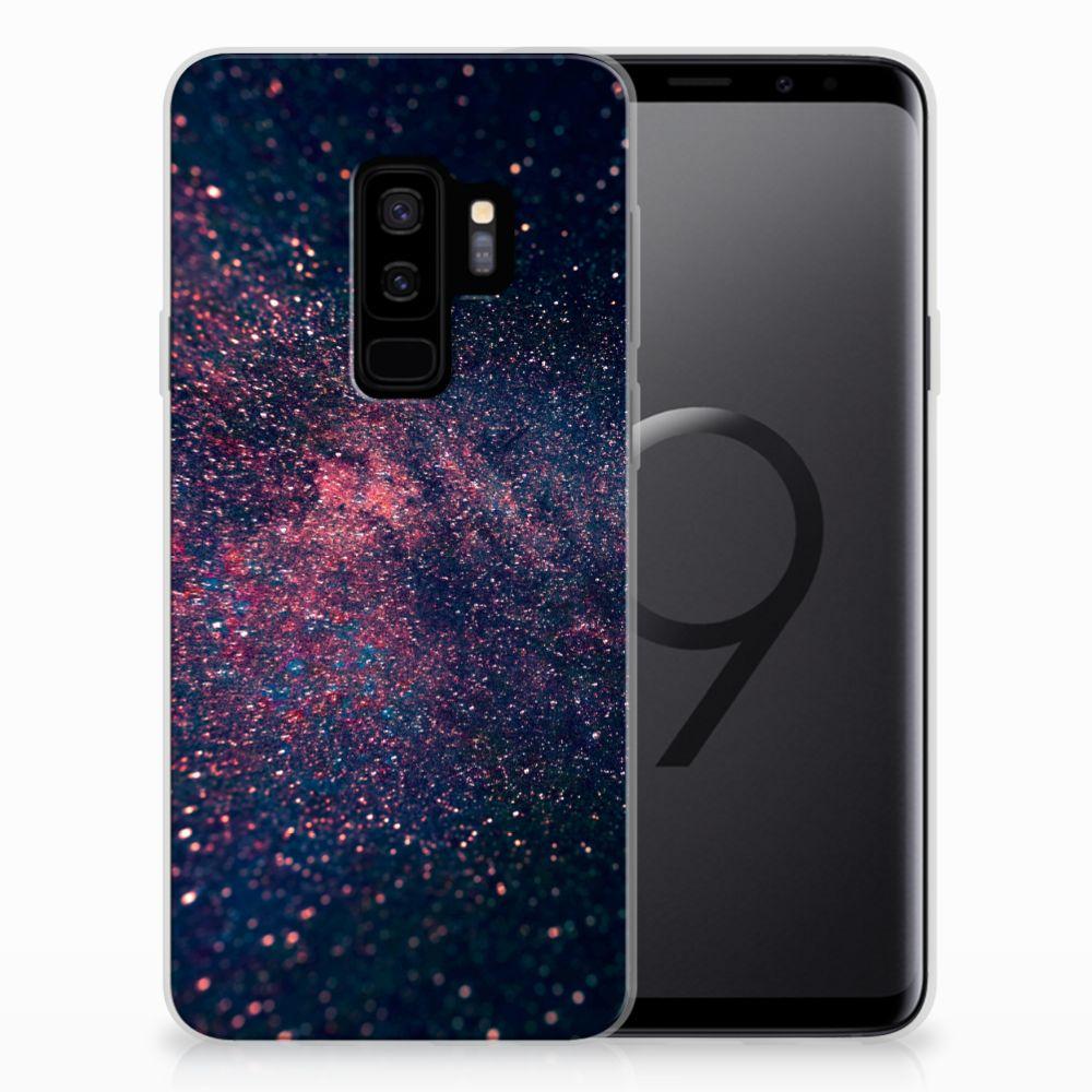 Samsung Galaxy S9 Plus TPU Hoesje Stars