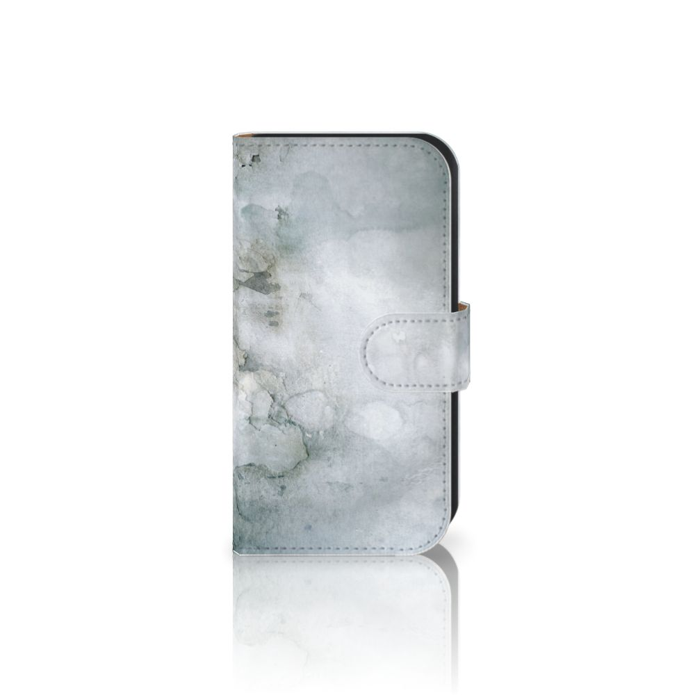 Hoesje Samsung Galaxy Ace 4 4G (G357-FZ) Painting Grey