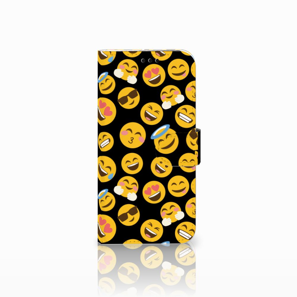 Samsung Galaxy A5 2017 Boekhoesje Design Emoji
