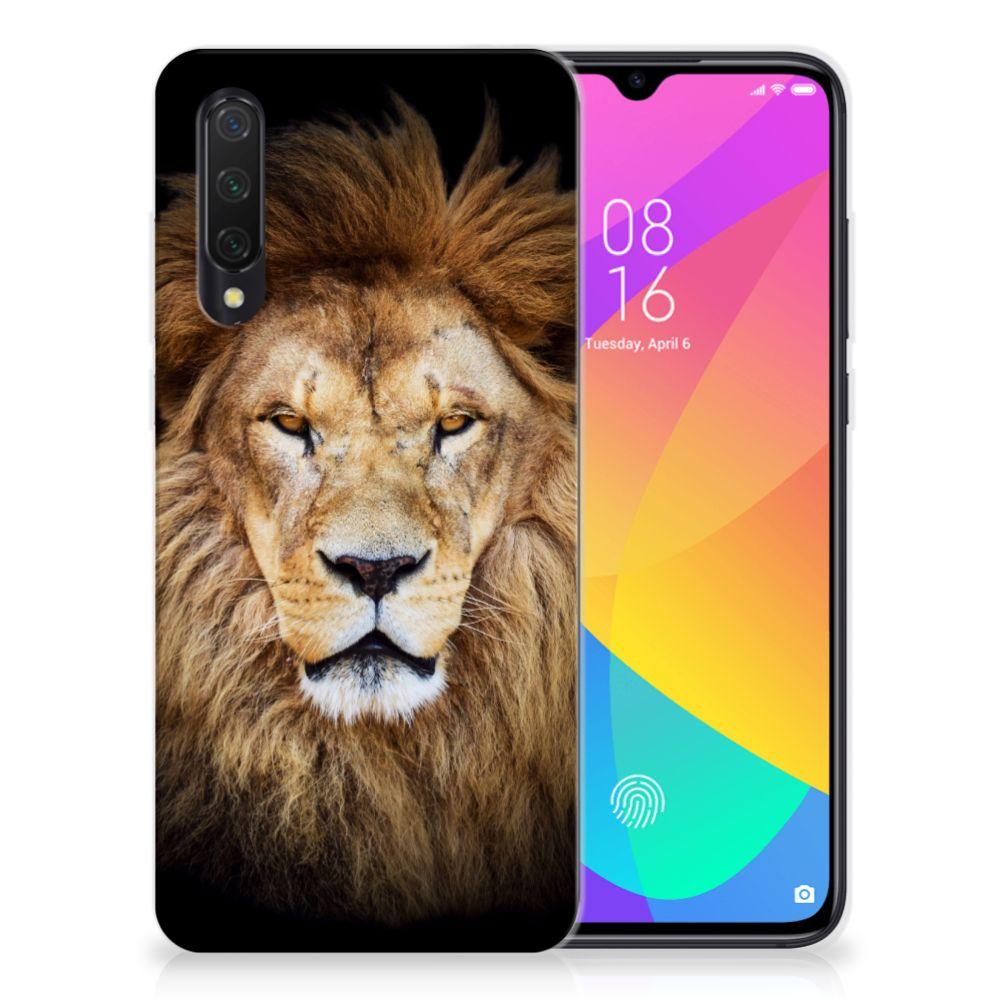 Xiaomi Mi 9 Lite TPU Hoesje Leeuw