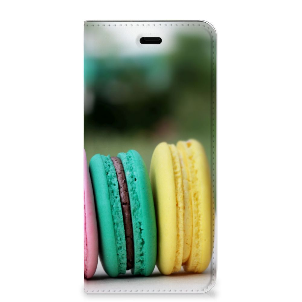 Huawei P10 Flip Style Cover Macarons