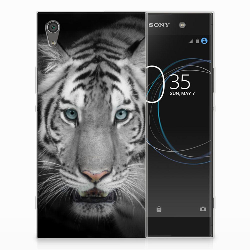 Sony Xperia XA1 Ultra Uniek TPU Hoesje Tijger