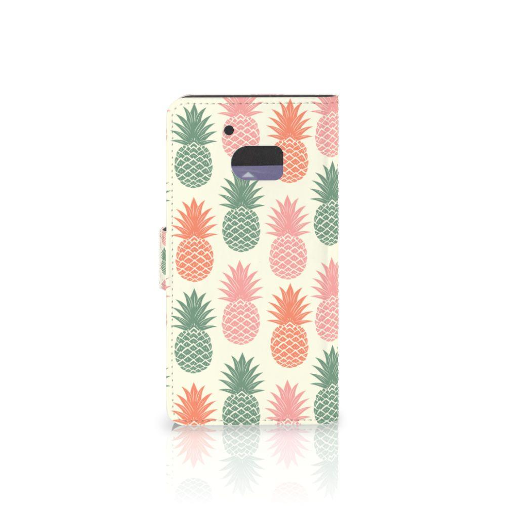 HTC 10 Book Cover Ananas