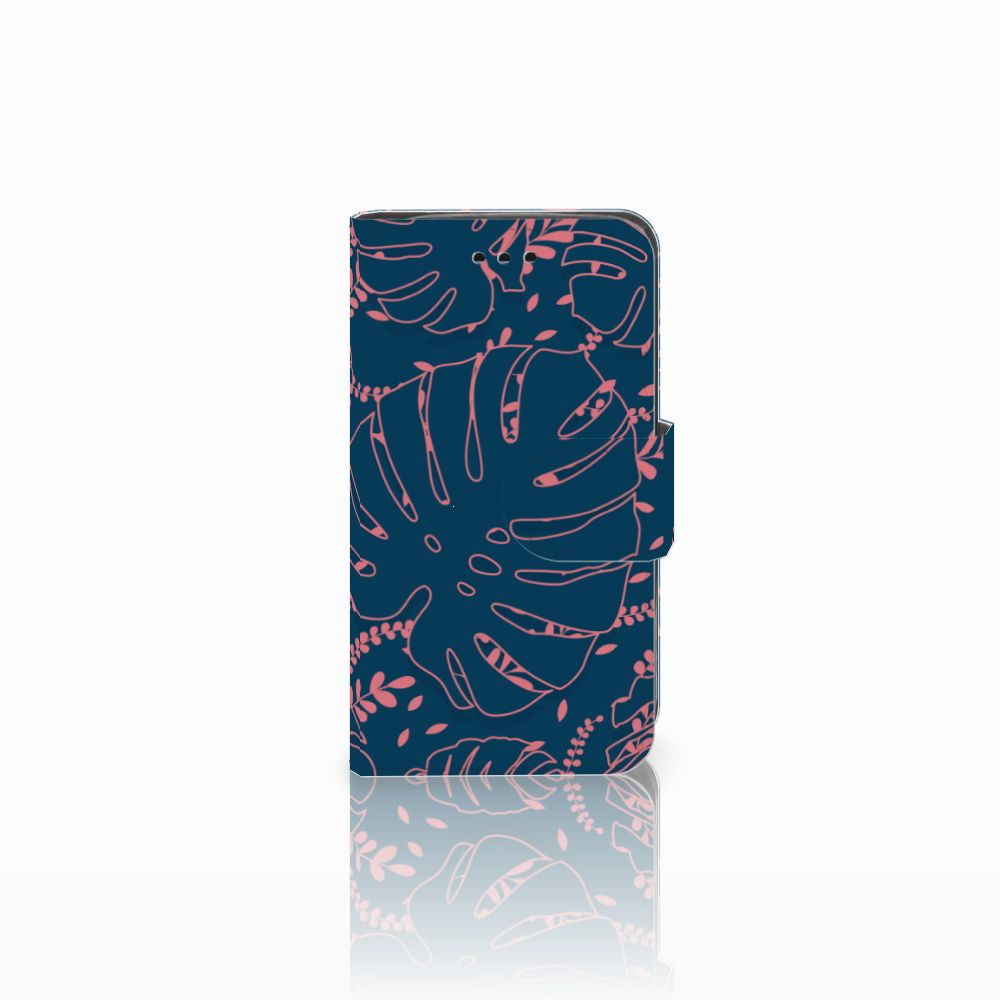 Samsung Galaxy Trend 2 Boekhoesje Design Palm Leaves