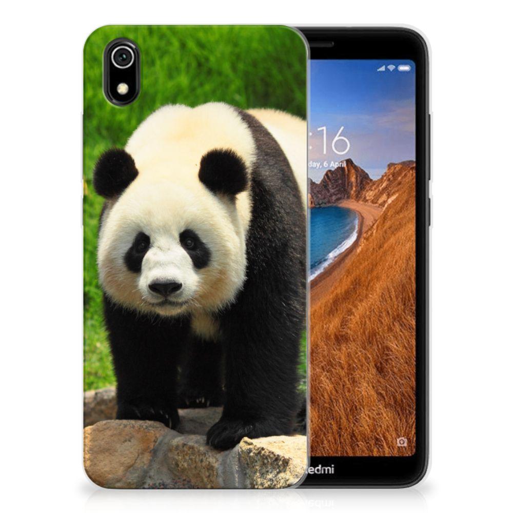 Xiaomi Redmi 7A TPU Hoesje Panda
