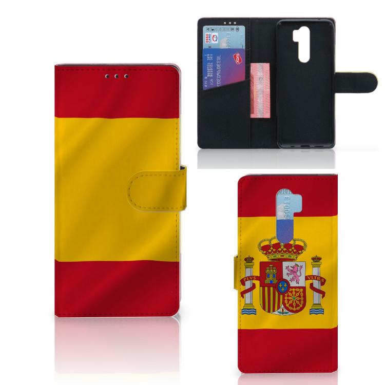 Xiaomi Note 8 Pro Bookstyle Case Spanje